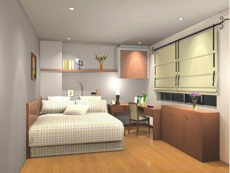 打造现代卧室装修的时尚效果