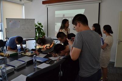 天辰TCBCI承办阿姆斯壮在北京市院的产品技术交流会
