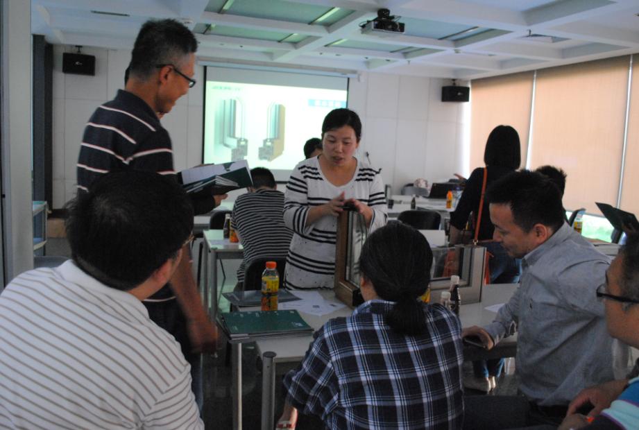 新风型空气净化系统门窗技术研讨会(东南大学设计院)