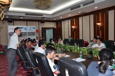 天辰TCBCI承办捷锐深圳供气系统设计师沙龙